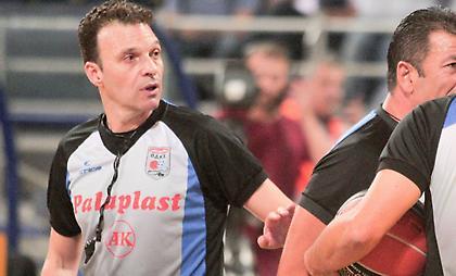 Οι διαιτητές των προημιτελικών του Κυπέλλου μπάσκετ