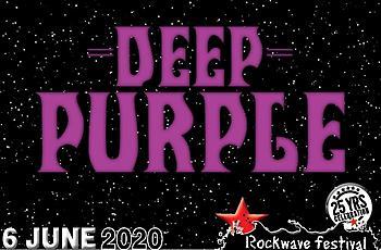 Οι Deep Purple τον Ιούνιο στην Ελλάδα για το Rockwave Festival