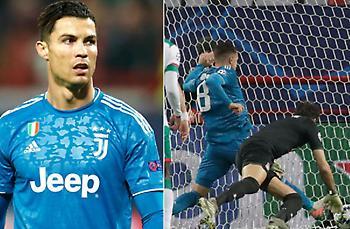 Ράμσεϊ: «Απολογήθηκα στον Ρονάλντο για το γκολ»