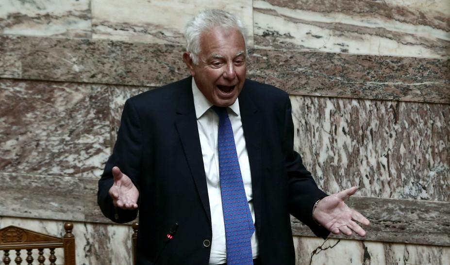 Στη Βουλή η κατάθεση Πικραμμένου - Φέρεται να κατονόμασε πολιτικό πρόσωπο
