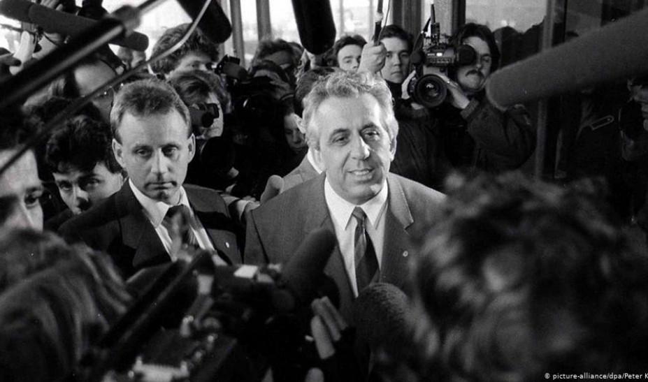 Η μαρτυρία του τελευταίου ηγέτη της Ανατολικής Γερμανίας για την πτώση του Τείχους