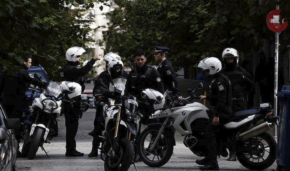 Μεγάλη επιχείρηση της Αντιτρομοκρατικής με 3 συλλήψεις - Βρέθηκαν εκρηκτικά