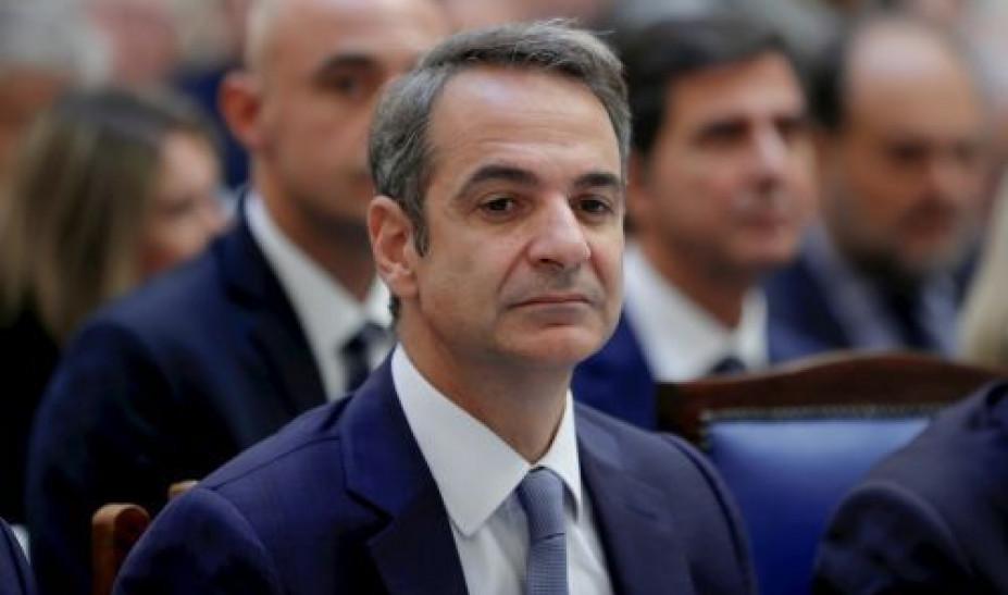 Μητσοτάκης: «Θα τελειώσουμε οριστικά με την εγχώρια ελληνική τρομοκρατία»