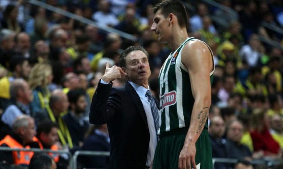Μήτογλου: «Ο Πιτίνο στην Εθνική είναι μεγάλο βήμα για το ελληνικό μπάσκετ»