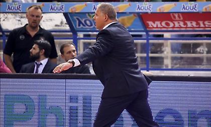 Μανωλόπουλος: «Θέλουμε βελτίωση στην επίθεση, είναι ευχαριστημένος από την άμυνα»