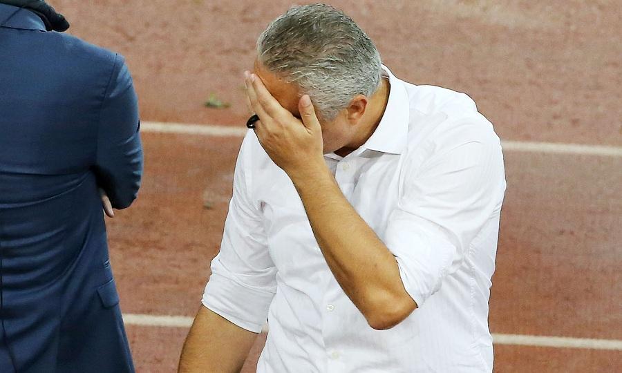 Κωστένογλου: «Το ποδόσφαιρο τιμωρεί. Είχαμε την απόλυτη κυριαρχία, αλλά…»