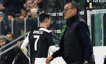 Έξαλλος ο Ρονάλντο με την αλλαγή του, έφυγε από το γήπεδο