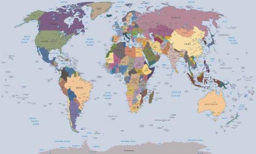 Κουίζ γεωγραφίας: Μπορείς να βρεις πού βρίσκονται οι 10 πιο άγνωστες χώρες;