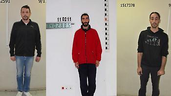 ΕΛ.ΑΣ. για Επαναστατική Αυτοάμυνα: Αυτά είναι τα τρία μέλη της οργάνωσης (pics)