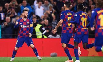 Με Μέσι τα καλύτερα γκολ της 13ης αγωνιστικής της La Liga (video)