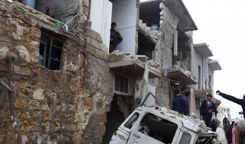 Συρία: Δύο νεκροί και 6 τραυματίες σε πλήγμα στη Δαμασκό