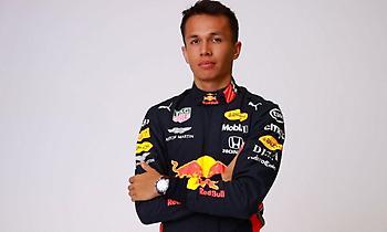 Αναβάθμισε σε 2ο πιλότο της τον Αλεξάντερ Αλμπόν η Red Bull