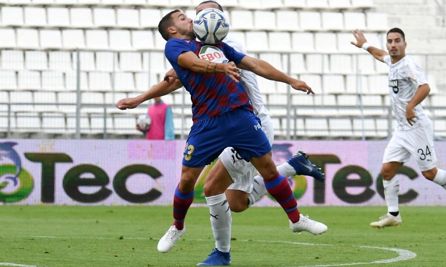 Ζοάο Ραφαέλ: «Ο Βόλος θα τερματίσει ψηλά, έχουμε πολύ καλή ομάδα – Εχω πολλά ακόμα να δείξω»