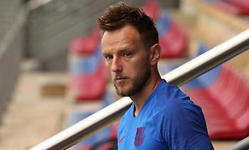 Τραυματίστηκε στην προπόνηση της Κροατίας ο Ράκιτιτς