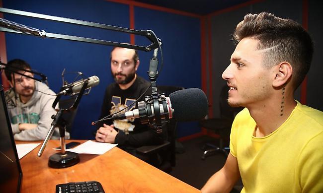 Ο Τάσος Χατζηγιοβάνης στον ΣΠΟΡ FM!