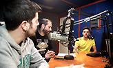 Χατζηγιοβάνης στον ΣΠΟΡ FM: «Ήθελα να μείνω στον Παναθηναϊκό – Να φτάσουμε όσο ψηλότερα γίνεται»