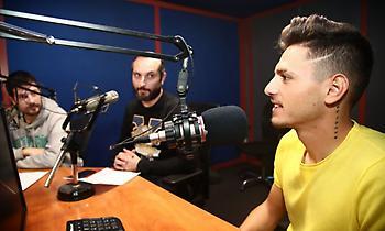 Χατζηγιοβάνης στον ΣΠΟΡ FM: «Ήθελα να μείνω στον Παναθηναϊκό - Να φτάσουμε όσο ψηλότερα γίνεται»