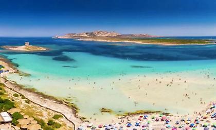 Σαρδηνία: Εισιτήριο θα πληρώνουν οι τουρίστες για να απολαύσουν διάσημη παραλία