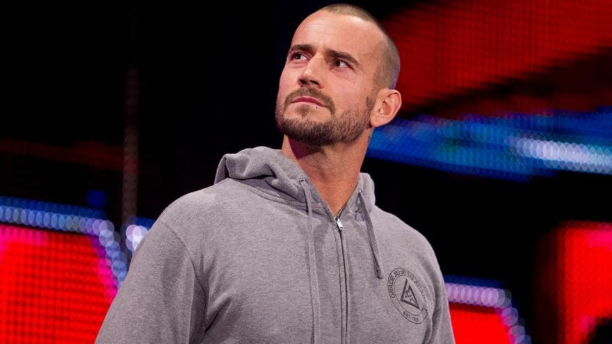 Ο CM Punk επέστρεψε στο WWE!