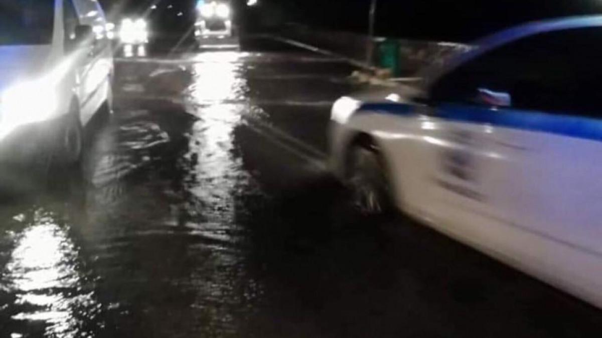 Κακοκαιρία «Βικτώρια»: Έντονη βροχόπτωση στην Αθήνα - «Χτύπησε» Κέρκυρα και Κεφαλονιά