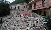 Μεγάλες ζημιές από την καταιγίδα «Βικτωρία» στην Κεφαλονιά