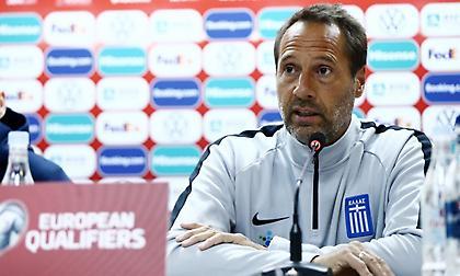 Φαν'τ Σιπ: «Οι παίκτες που έπαιξαν με τη Βοσνία, ανέβασαν και την απόδοση με τις ομάδες τους»