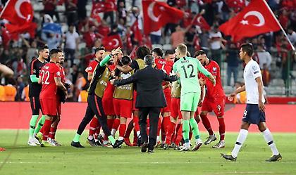 Δεν έχασε και προκρίθηκε στο Euro η Τουρκία!