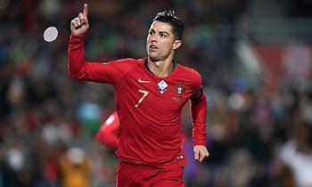 Σ-έξι Πορτογαλία με Κριστιάνο και έτοιμη για Euro!