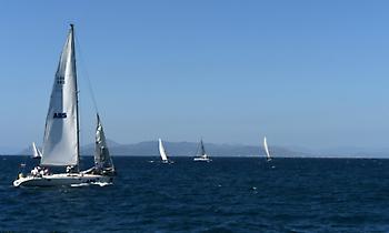 Μετάλλια σε όλες τις κατηγορίες για τους Έλληνες στην «29η Athens Internationanl Sailing Week»