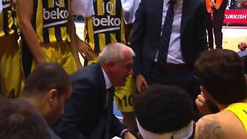 Ανεπανάληπτο ξέσπασμα Ζοτς στους παίκτες: «Άντε γ…ειτε όλοι!» (video)