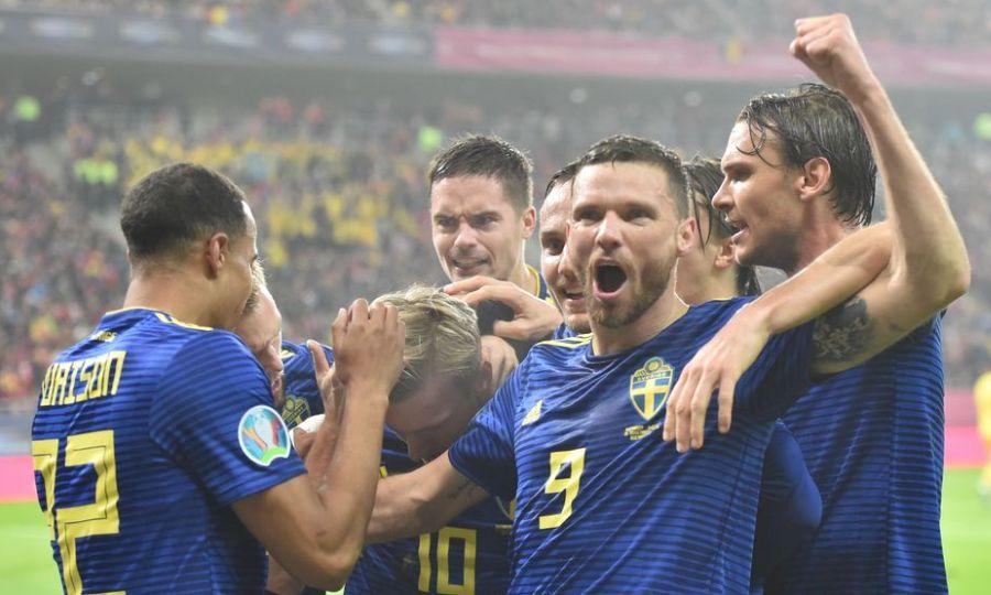 Πήρε την πρόκριση με… όργια Μπεργκ η Σουηδία, «πάρτι» πρωτιάς για Ισπανία!