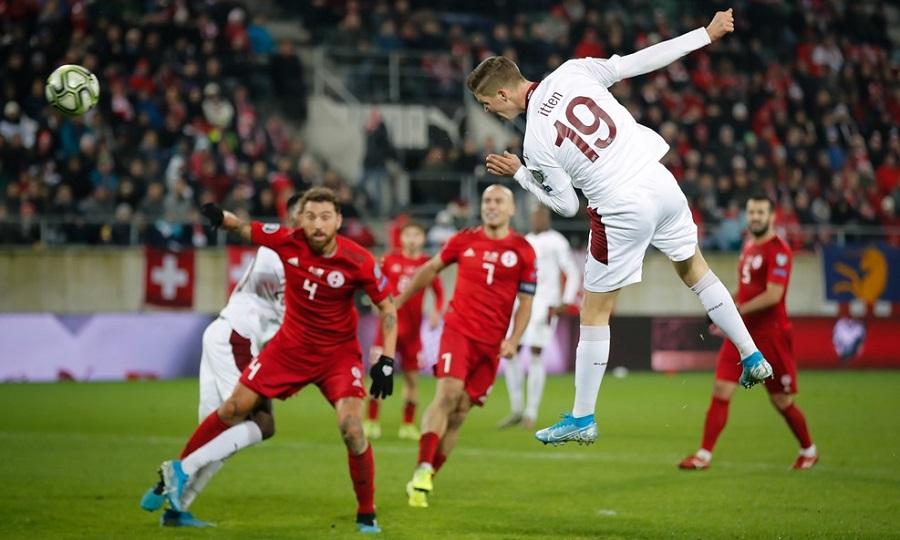 Με το... ενάμισι πόδι στο Euro η Ελβετία