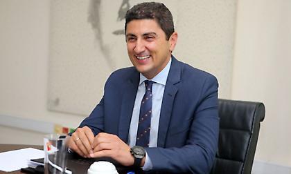 Συναντάται με τον Ολυμπιακό ο Αυγενάκης