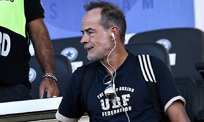 Δούκας για Ολυμπιακό: «Επιδίδονται σε κλάματα. Τους χαλάει ο ανταγωνισμός»