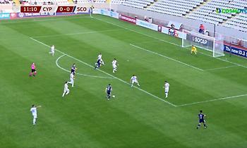 Με γκολάρα το 1-0 της Σκωτίας κόντρα στην Κύπρο (video)