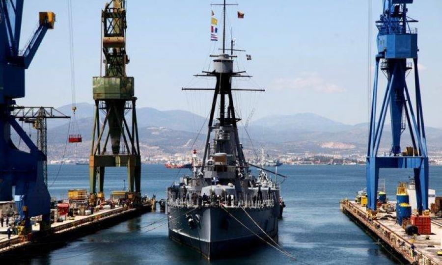 Το «αήττητο πλοίο»: Ο θρύλος του Πολεμικού Ναυτικού που δεν έχασε ποτέ