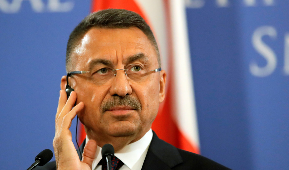Τούρκος Αντιπρόεδρος: Κακομαθημένoι λόγω ΕΕ οι Ελληνοκύπριοι - Συνεχίζουμε τις γεωτρήσεις