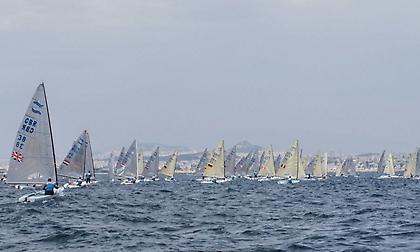 Κατάκτηση 52 ελληνικών μεταλλίων στη «29η Athens International Sailing Week»