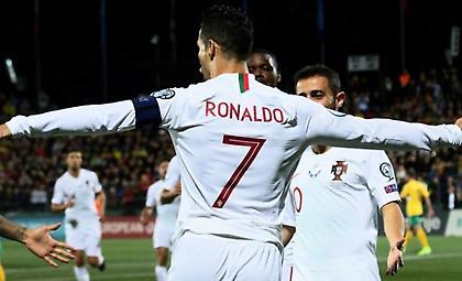 Έκανε τη δουλειά και προκρίθηκε στο Euro η Πορτογαλία!