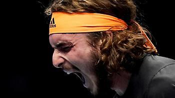 Τσιτσιπάς στον ΣΚΑΪ πριν τον τελικό: Στόχος το νο1 - Ο ανταγωνισμός με κάνει να ζω (vid)