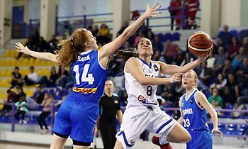 «Περίπατος» της Εθνικής Γυναικών και πρώτη νίκη με την Ισλανδία!