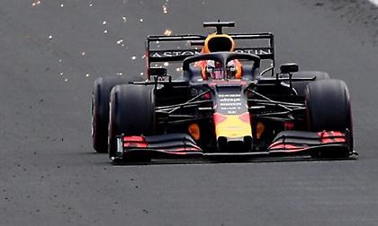 Μαγεία ο Φερστάπεν, «τραγωδία» η Ferrari!