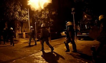 Θεσσαλονίκη: Δεκαοχτώ προσαγωγές και μία σύλληψη ανηλίκου στην επέτειο του Πολυτεχνείου