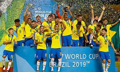 Μουντιάλ Κ-17: Παγκόσμια Πρωταθλήτρια η Βραζιλία