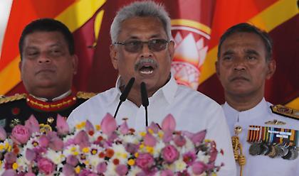Σρι Λάνκα: Ορκίστηκε ο νέος πρόεδρος της χώρας