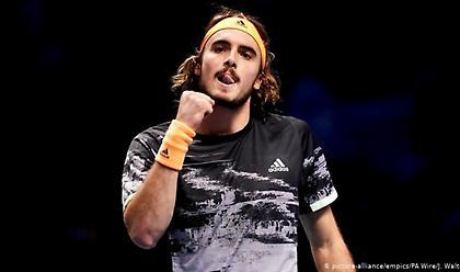 Γερμανικός Τύπος αποθεώνει Τσιτσιπά: Ένας Έλληνας στον Όλυμπο του τένις