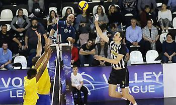 Πρώτη ιστορική νίκη για ΟΦΗ στη Volley League