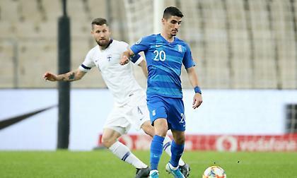 LIVE: Ελλάδα-Φινλανδία 2-1