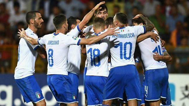 Διέλυσε με εννιά γκολ την Αρμενία και πάει Euro με... θόρυβο η Ιταλία