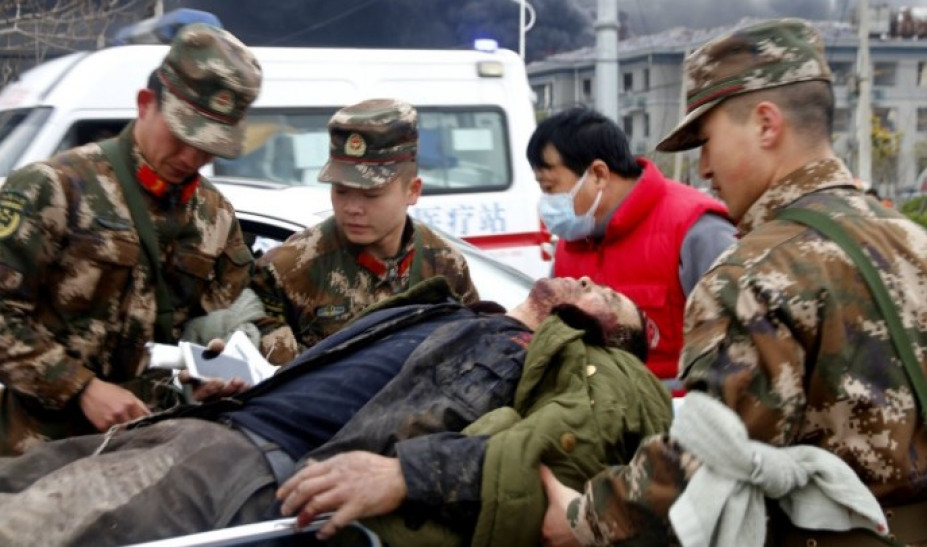 Κίνα: 15 ανθρακωρύχοι έχασαν τη ζωή τους σε έκρηξη μεθανίου